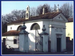 L'oratorio di Villa Simion