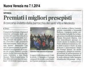 presepi parr Nuova Ve ma 7.1.2014