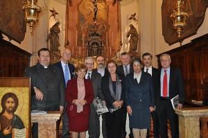 Inaugurazione bassorilievi chiesa s. Vito Modesto Spinea (18)