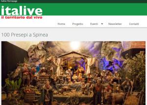 italive 100 presepi spinea