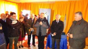 100 presepi spinea inaugurazione 13.12.2014 r