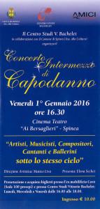 Concerto Intermezzo di Capodanno