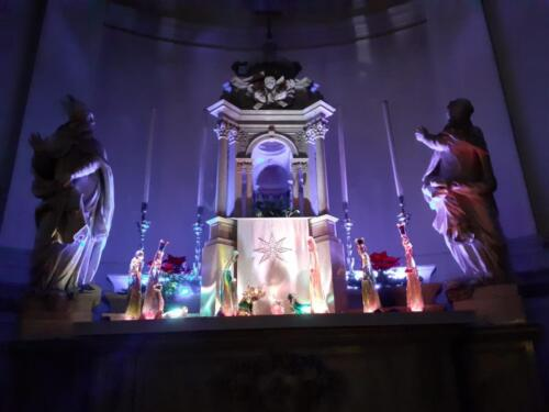 Don Gianni Bernardi, Duomo S. Lorenzo. Mestre Ve(4)