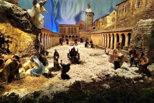 Giorgio Masi Gioia Del Colle BA Natività nella Basilica di Assisi r